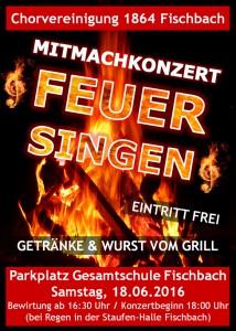 Chorvereinigung Email DIN A5 (Feuersingen) Front
